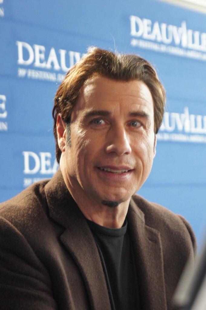 John Travolta #deauville2013