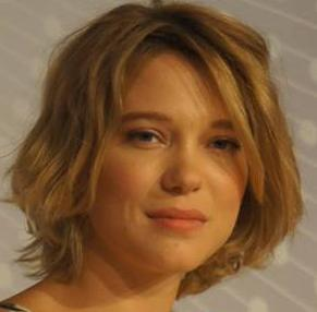 Léa seydoux future James Bond Girl