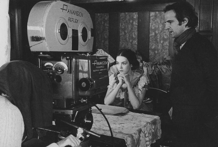 Truffaut et Isabelle Adjani
