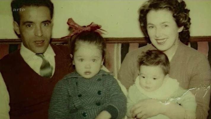 Les parents d'Isabelle Adjani