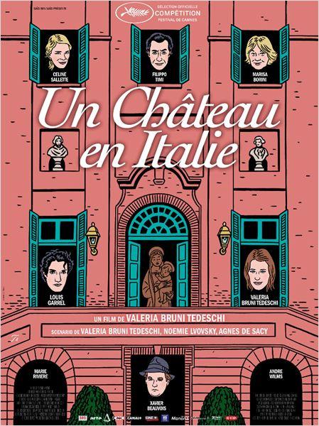 un chateau en italie