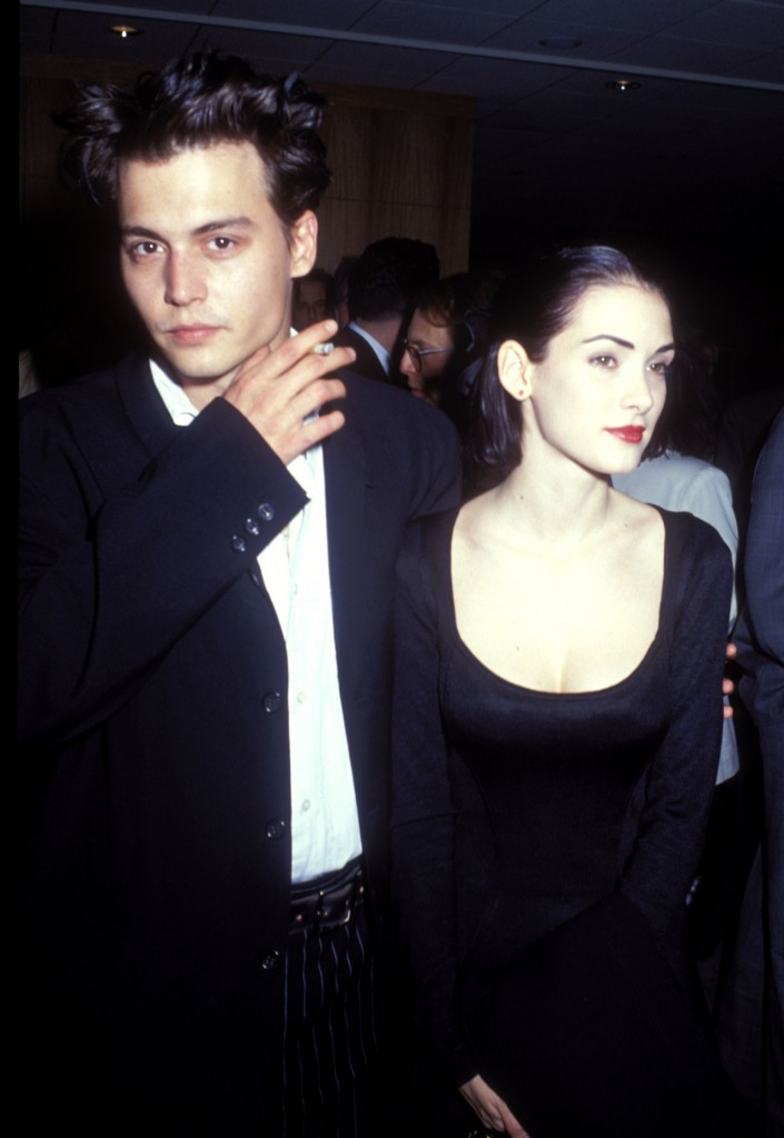 Depp et Winona, du temps de leur légende (1989-1993)