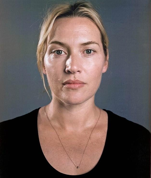 Cate Blanchett par Chuck Close