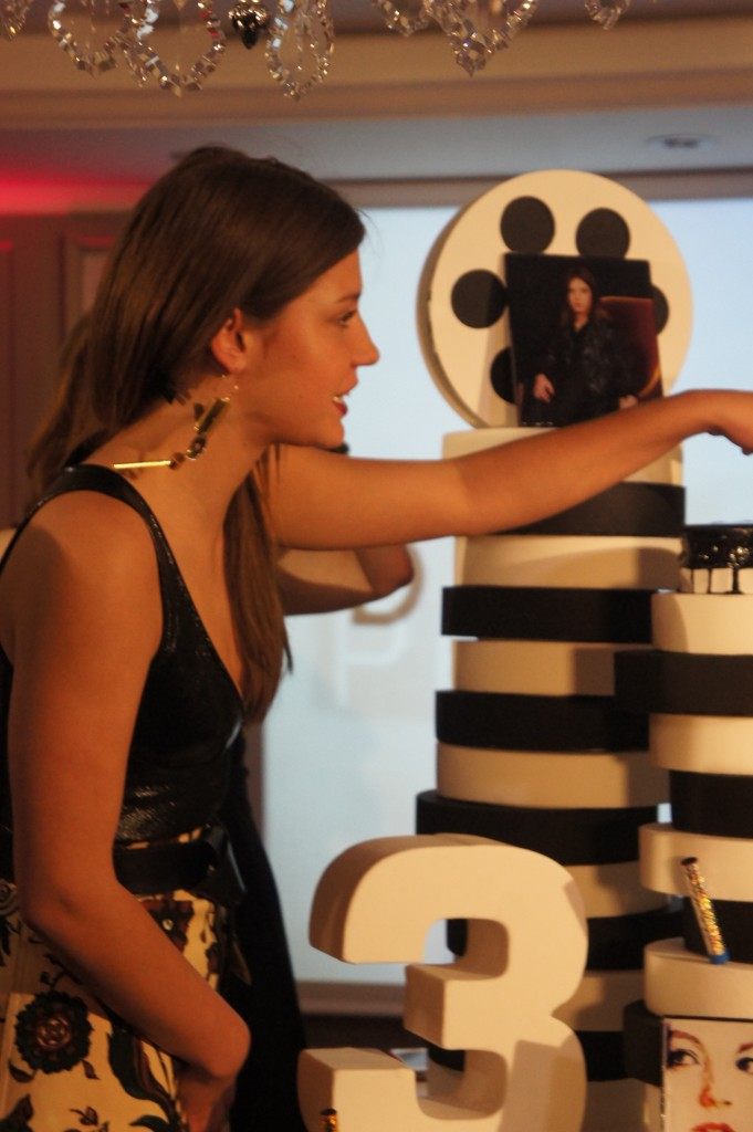 Adèle Exarchopoulos à l'Hotel Scribe