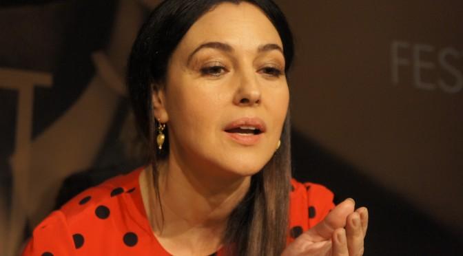 #Cannes2014: Monica Bellucci vous embrasse