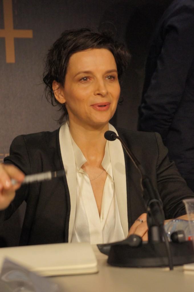Juliette Binoche dans Sils Maria