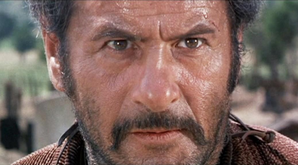 Eli Wallach dans le bon, la brute et le truand