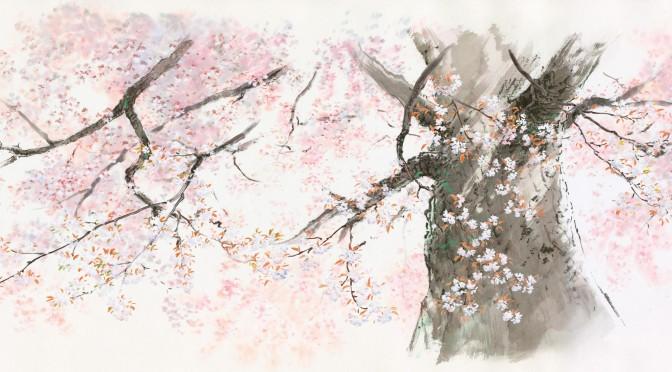 Le conte de la princesse Kaguya: un conte élégant et délicat