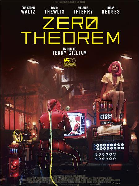 zero theorem affiche