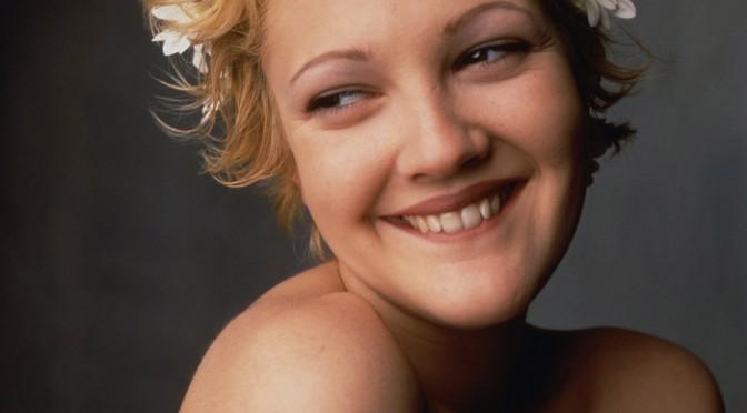 Maquillez-vous comme la Drew Barrymore de la grande époque !