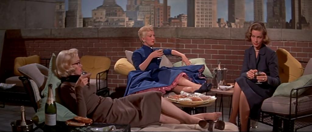 Marilyn Monroe, Betty Grable et Lauren Bacall dans Comment épouser un millionnaire (1953)