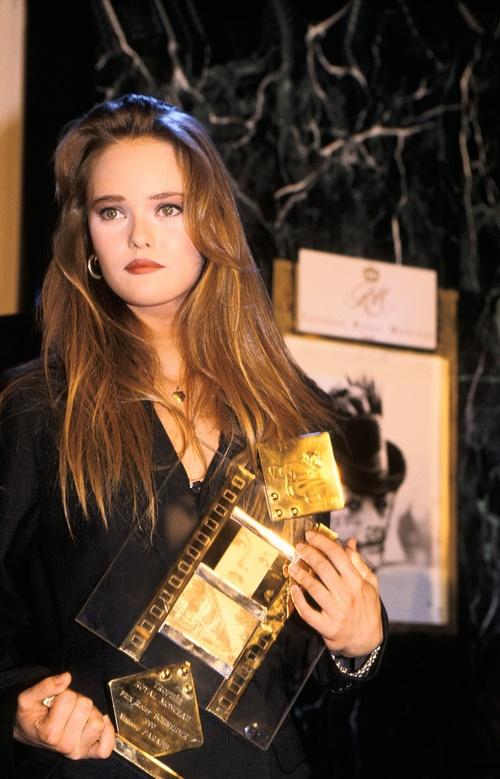 02/21/1990 : Remise des prix Jean Gabin et Romy Schneider