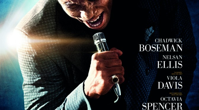 Get on up – pour James Brown, pour sa musique