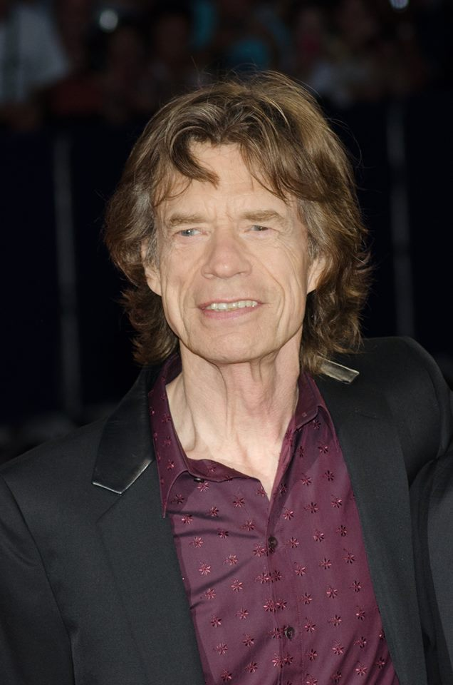 Mick Jagger @jc helaine