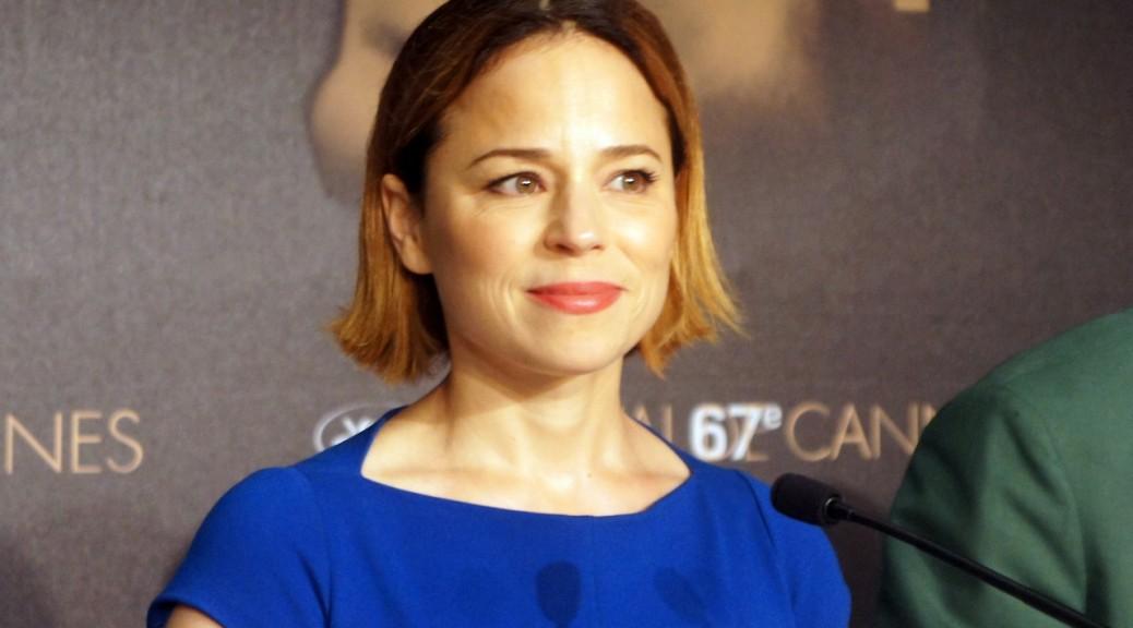 Suzanne Clément à Cannes