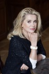 Madame la présidente Catherine Deneuve