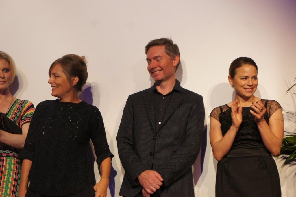 Suzanne Clément membre du Jury à Dinard