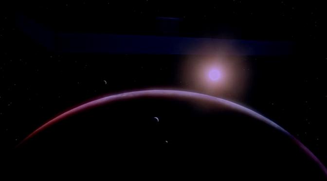 2001, l'Odyssée de l'espace – La sensibilité du geste