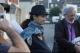 Rachida Brakni accompagne Eric Cantona à Dinard