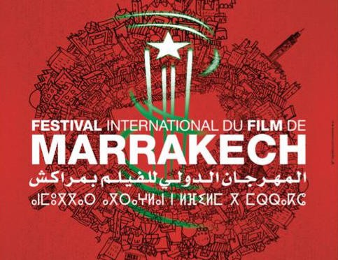 Étoiles filantes – Roland Carrée au Festival international du Film de Marrakech