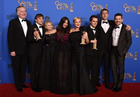 Golden Globes: Boyhood grand gagnant