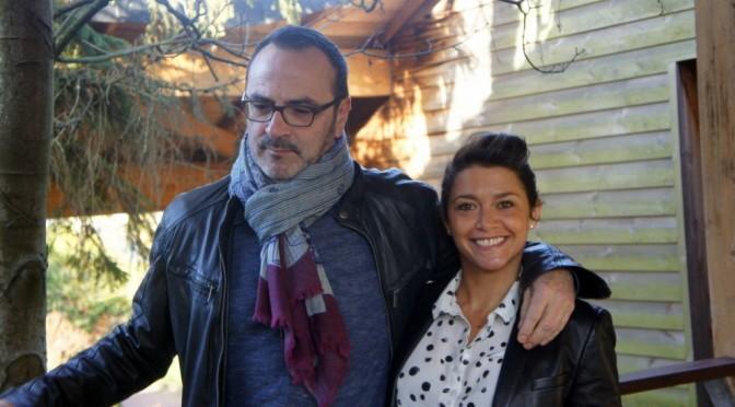 Rencontre avec Olivier JAHAN et Emma DE CAUNES – LES CHÂTEAUX DE SABLE