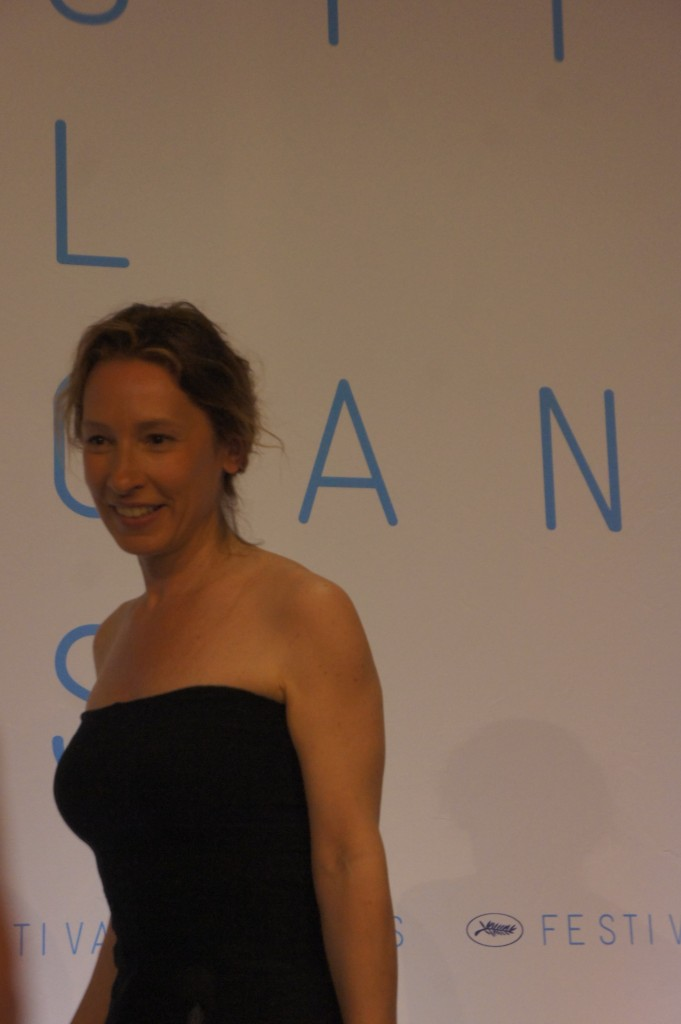 Emmanuelle Bercot @Cannes2015