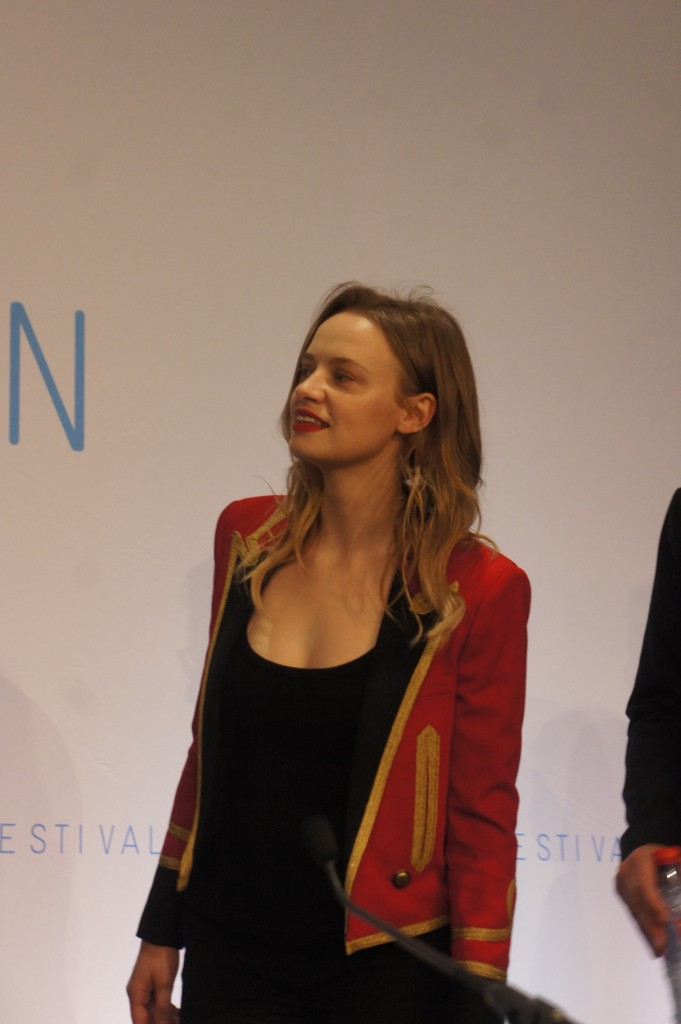 Sara forestier @cannes2015