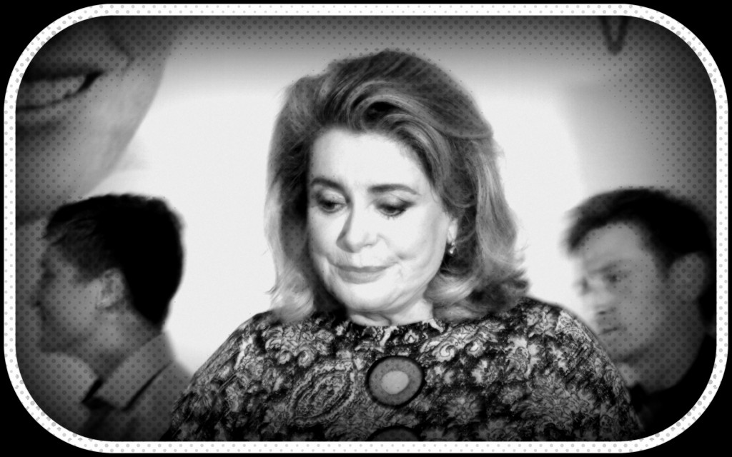 Catherine deneuve @Cannes2015