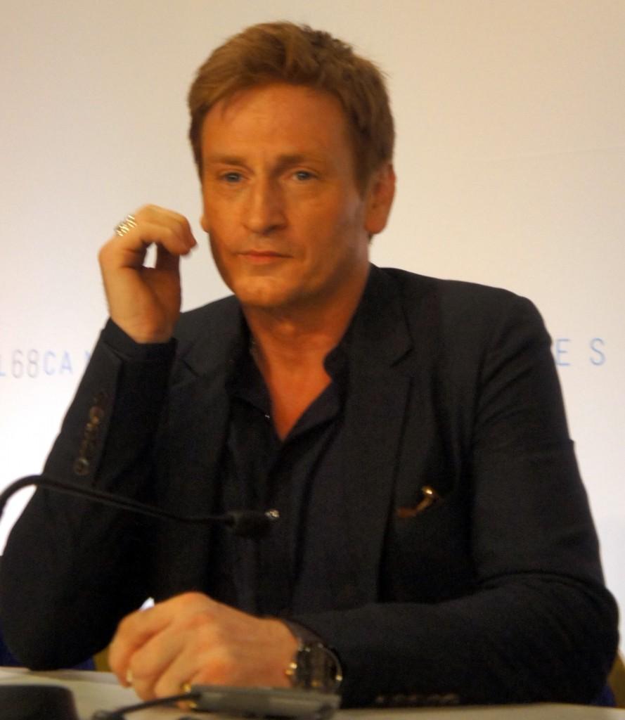 Benoit Magimel@Cannes2015