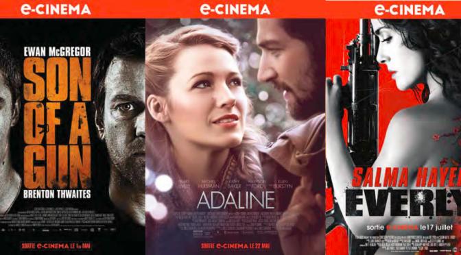 Connaissez-vous le e-cinema ?
