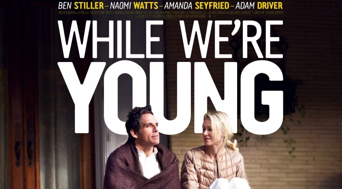 While we're young une fine comédie américaine