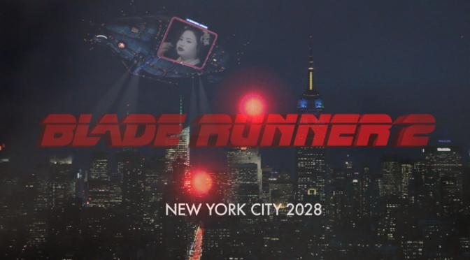 Ryan Gosling dans Blade Runner 2 par Denis Villeneuve