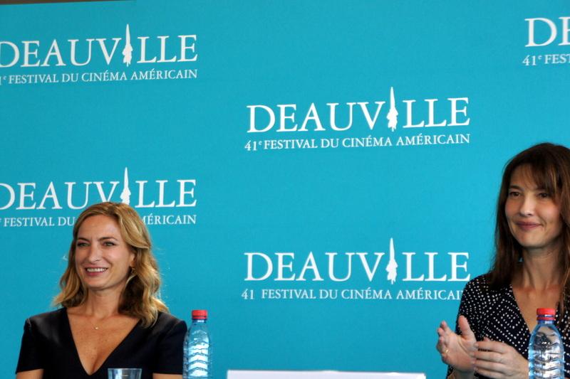 Zoe Cassavetes et Alexia Landeau