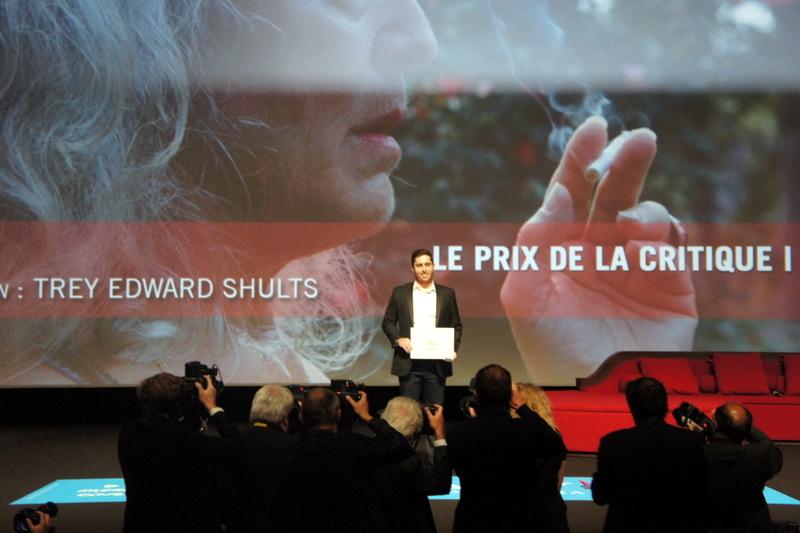 Krisha reçoit le prix de la critique internationale