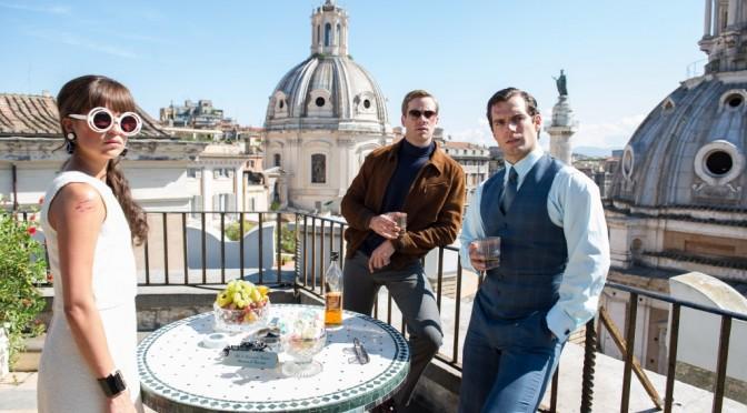 Agents très spéciaux – Code U.N.C.L.E N'est pas James Bond qui veut