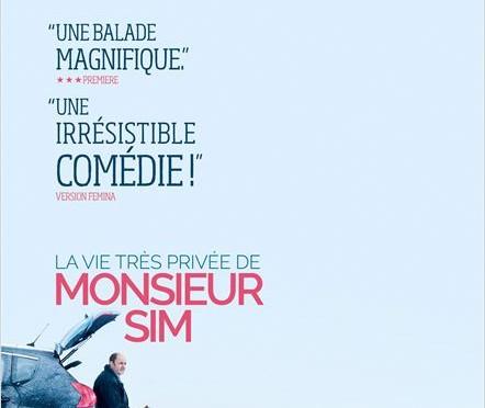 La vie très privée de Monsieur Sim – Bacri enfin souriant !