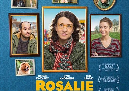 Rosalie Blum, une comédie au format BD