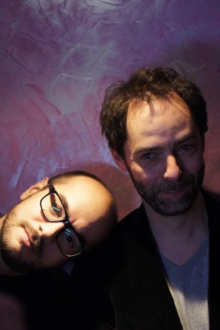 Julien Rappeneau et Kyan Khojandi