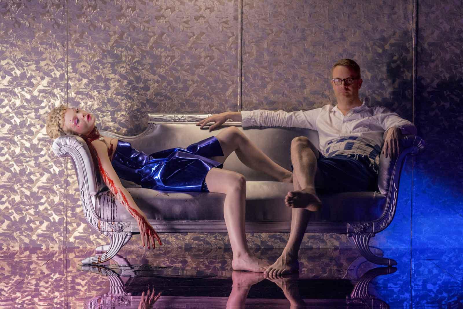 THE NEON DEMON de Nicolas Winding Refn 2