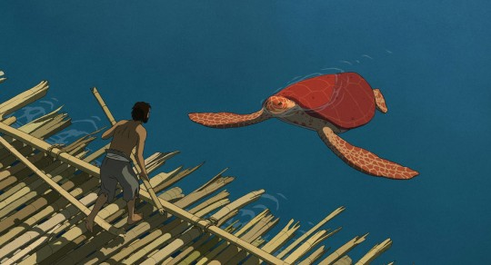 THE RED TURTLE de Michael Dudok de Wit