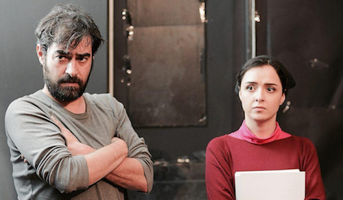 THE SALESMAN de Asghar Farhadi