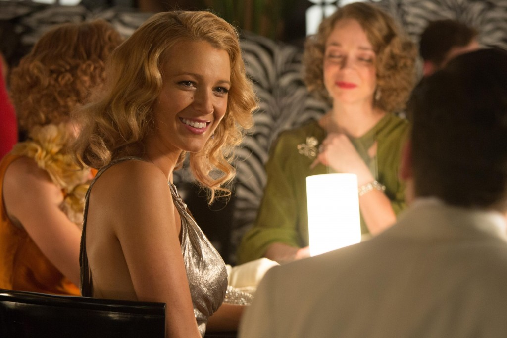 Cafe Society Blake Lively
