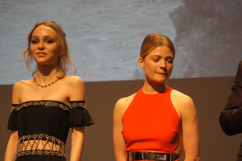 Mélanie Thierry et Lili Rose Depp