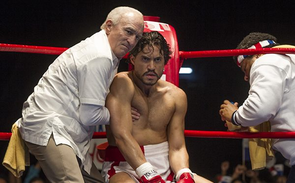 Photo du film Hands of Stone © Daniel McFadden