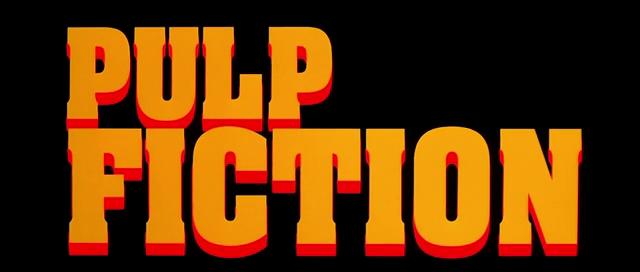 Pulp Fiction – De la case au cadre