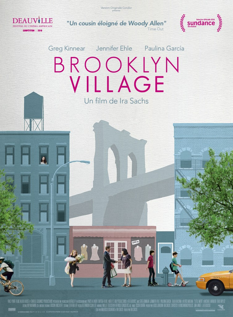 BROOKLYN VILLAGE_AFFICHE