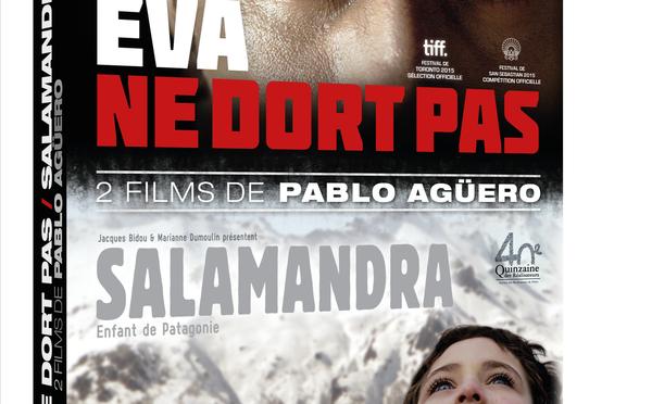 Eva ne dort pas & Salamandra de Pablo Agüero