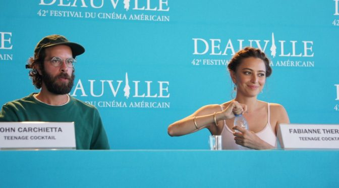 #DeauvilleUS : Diaporama de Teenage Cocktail