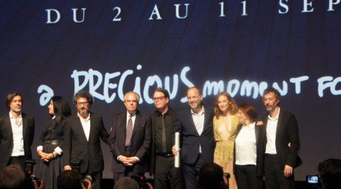 #DeauvilleUS: Le palmarès du 42ème Festival de Deauville